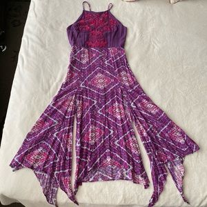 Gypsy 05 Boho Embroidery dress